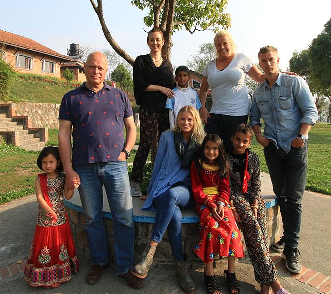 Image result for en resa för livet nepal